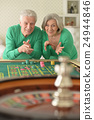 aged, elderly, gambling 24944846