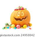 halloween, candy, pumpkin 24950042