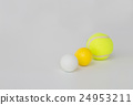 close up of different sports balls set 24953211