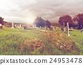 公墓 坟墓 墓地 24953478