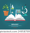 Biology laboratory workspace science equipment  24958709