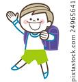 초등학생 소년 24965641