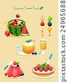 甜點 果凍 冰 24965688