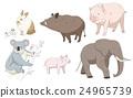 動物 插圖 配圖 24965739