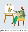 藝術品 藝術 愛好 24965788