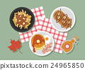 食物 煎餅 食品 24965850