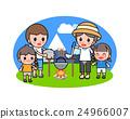 露營 野餐 家人 24966007
