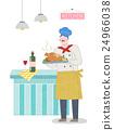 烹饪 男人 男性 24966038