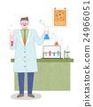 实验室 男性 男人 24966051