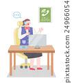 商业 商务 呼叫中心 24966054