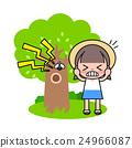 表達 表情 森林 24966087