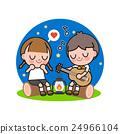 男孩 音乐 吉他 24966104