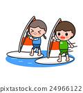 遊艇 小朋友 兒童 24966122