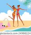 海灘 比基尼 人物 24966224