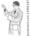 黑白 實驗 男性 24966287