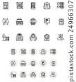 상징, 가방, 핸드백 24966307