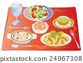 스프, 벡터, 식단 24967308