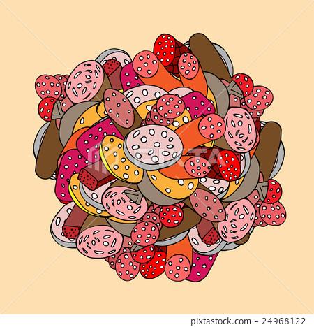 sausages 24968122