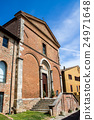 the Church of San Francesco in Chiusi, Tuscany 24971648