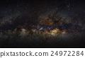 Panorama milky way galaxy on a night sky 24972284