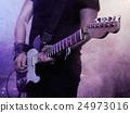 手指 吉他彈奏者 吉他手 24973016