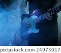 手指 吉他彈奏者 吉他手 24973017