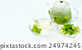 mint, tea, herbal 24974245
