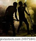concert guitarist performance 24975841