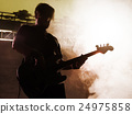 樂隊 吉他彈奏者 吉他手 24975858