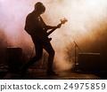 樂隊 吉他彈奏者 吉他手 24975859