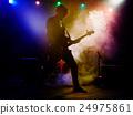 樂隊 吉他彈奏者 吉他手 24975861