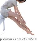 皮膚 模型 模特 24976519