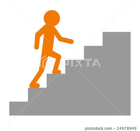 爬樓梯的人 24978949