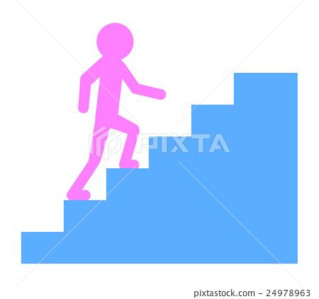 爬樓梯的人 24978963