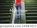 Nutrition Diet Healthy Life Nutritional Eating Concept 24983832