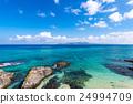 冲绳 海洋 海 24994709