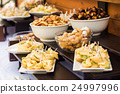 Coffee break, catering a business conference 24997996
