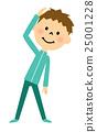 Preparing for exercising children 25001228