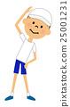 Preparing for exercising children 25001231