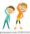 kid, younger, gymnastic 25001543