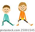 kid, younger, gymnastic 25001545