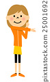 Preparing for exercising children 25001692