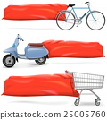 bicycle, scooter, cart 25005760