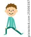 Preparing for exercising children 25006397