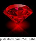 jewelry, vector, gem 25007464