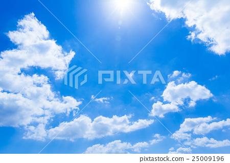 天空 雲彩 雲 25009196