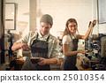 barista, coffee, maker 25010354