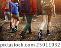 Trek Hiking Destination Experience Lifestyle Concept 25011932
