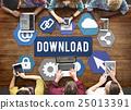 download, internet, online 25013391