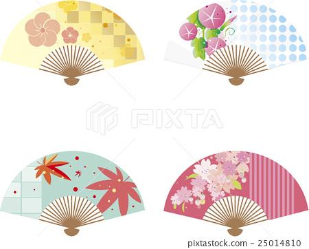 Japanese style fan 25014810